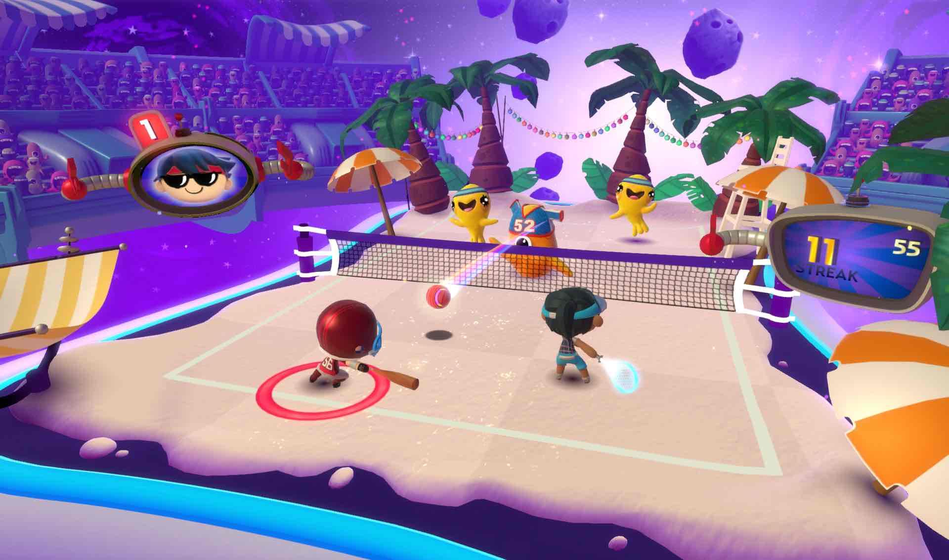 net-ball-super-beat-sports-review-screenshot