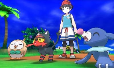 'Pokemon Ultra Sun' and 'Pokemon Ultra Moon'