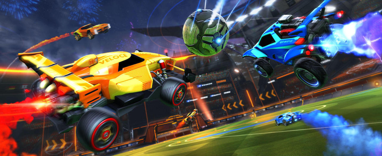 Rocket League Review - Switch - Nintendo Insider