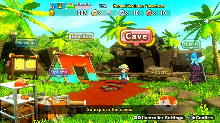 spelunker-party-review-screenshot-1