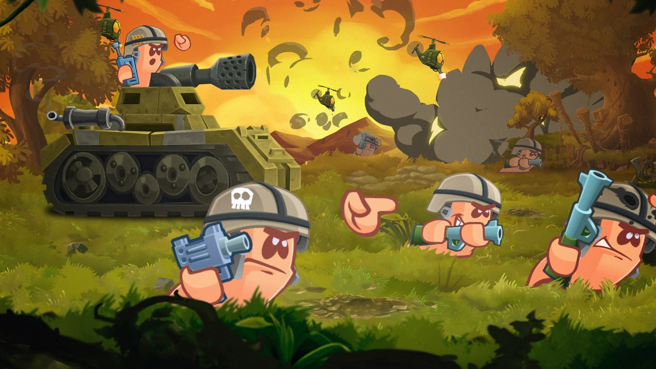 Worms W.M.D Review Header