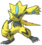 how to get zeraora in ultra sun and moon