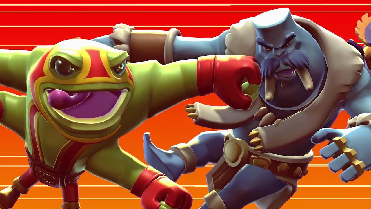 Brawlout Review Header