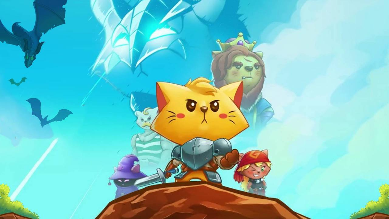 Cat Quest Review Header