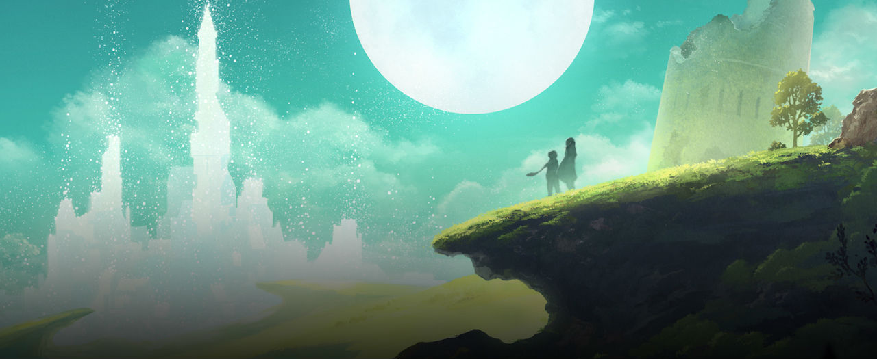 Lost Sphear Main Header