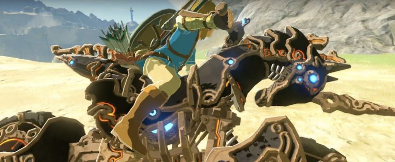Zelda Breath Of The Wild Master Cycle: Zelda: Breath Of The Wild DLC Pack 2: The Champions