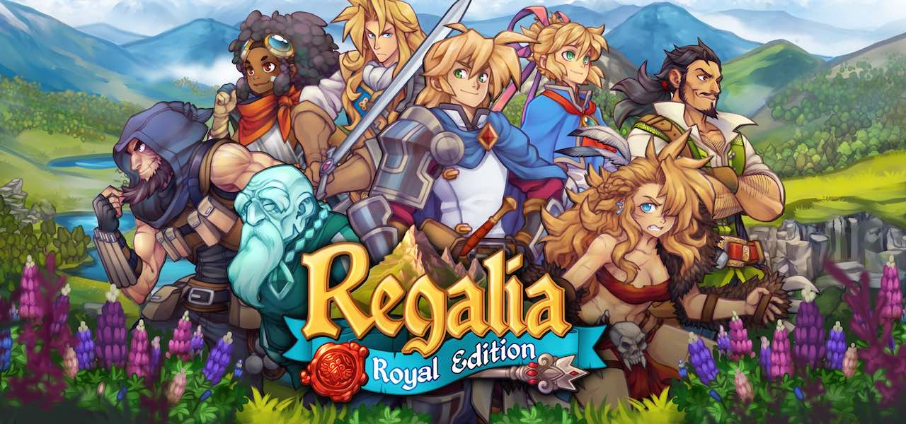 Regalia: Of Men And Monarchs - Royal Edition Artwork