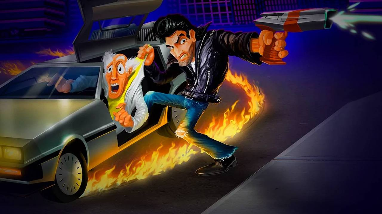 Retro City Rampage DX Review Header