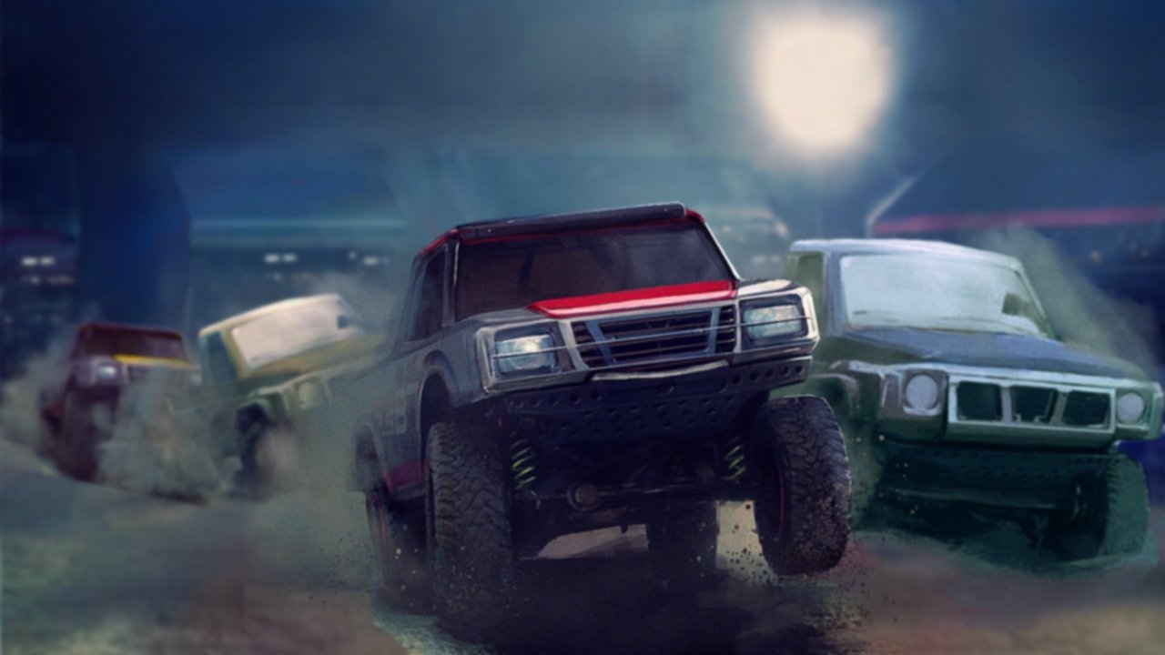 Rock 'N Racing Off Road DX Review Header