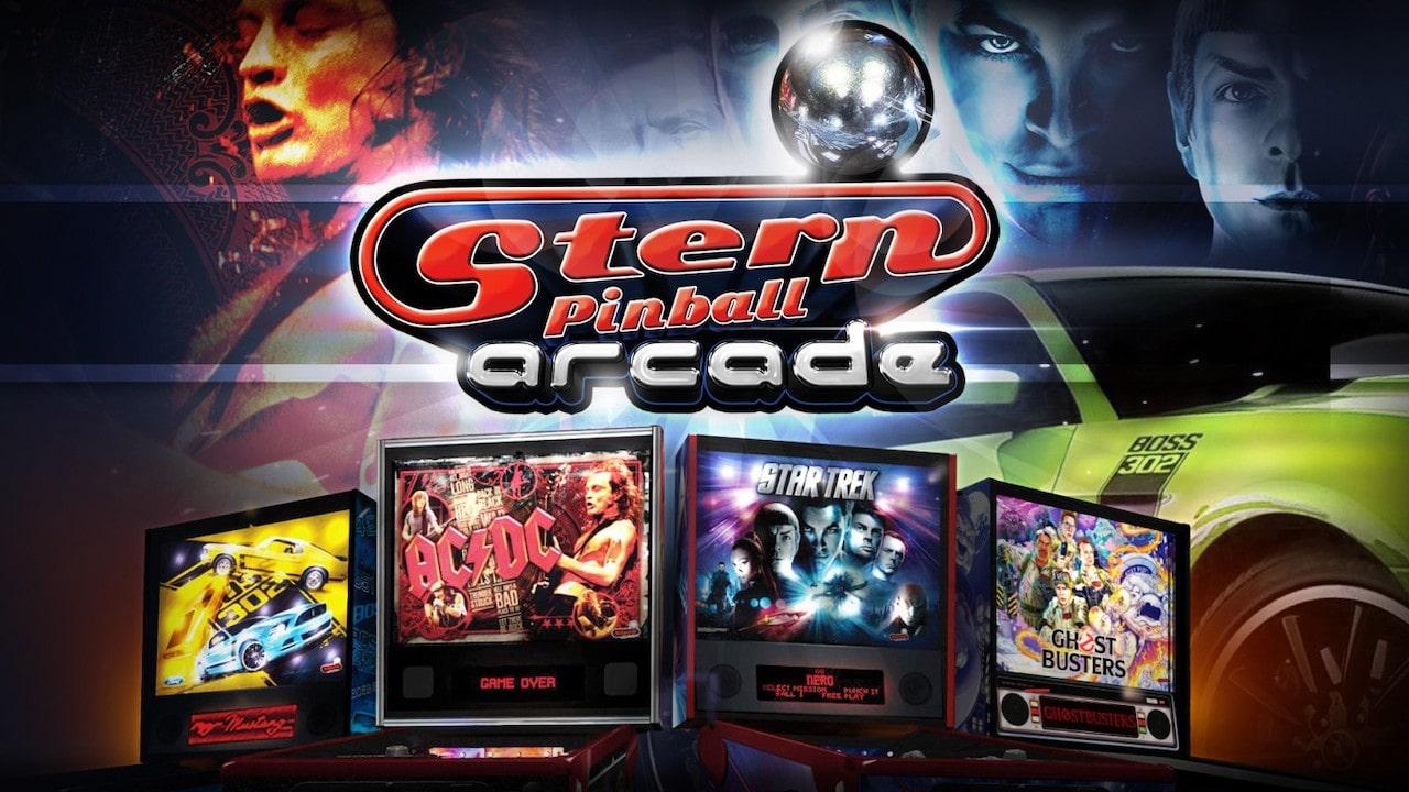 Stern Pinball Arcade Review Header