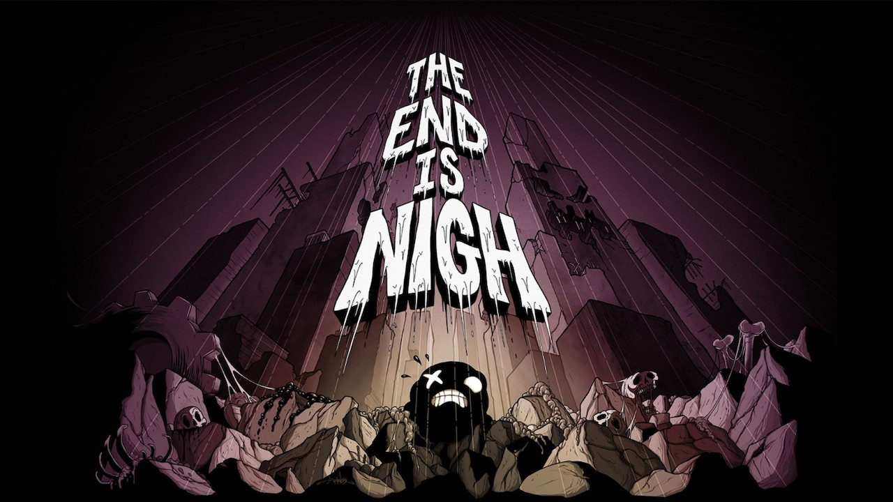 The End Is Nigh Review Header