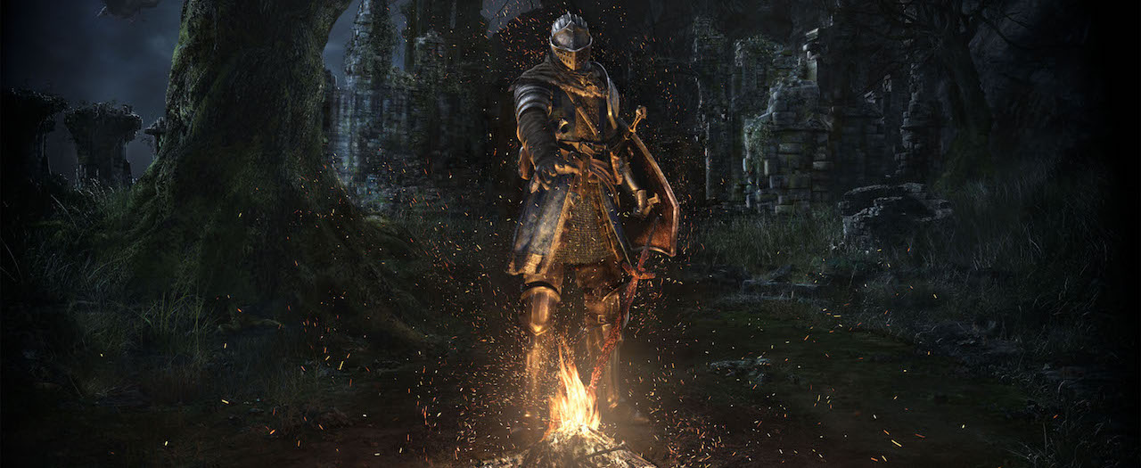 Dark Souls Remastered Artwork
