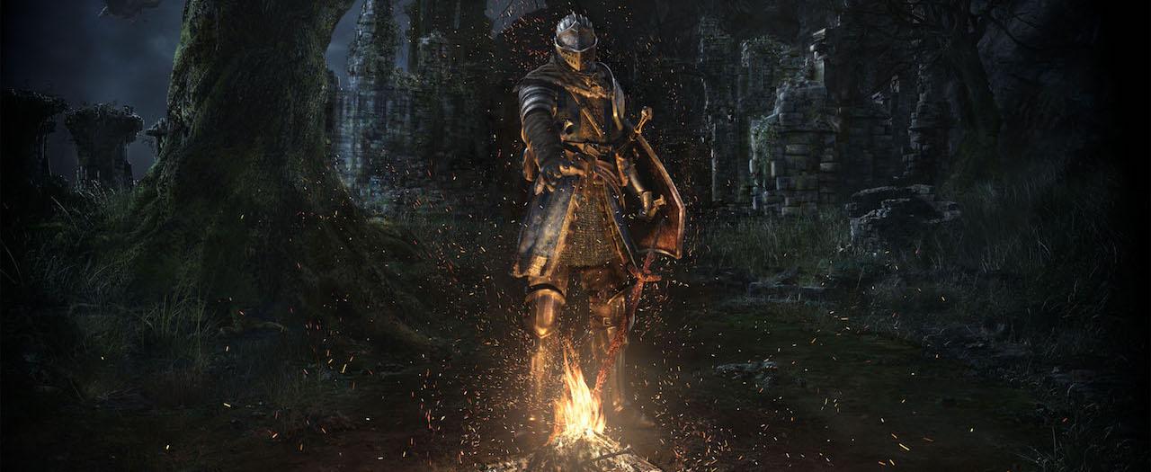 Dark Souls Remastered Artwork