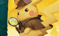 Detective Pikachu Artwork