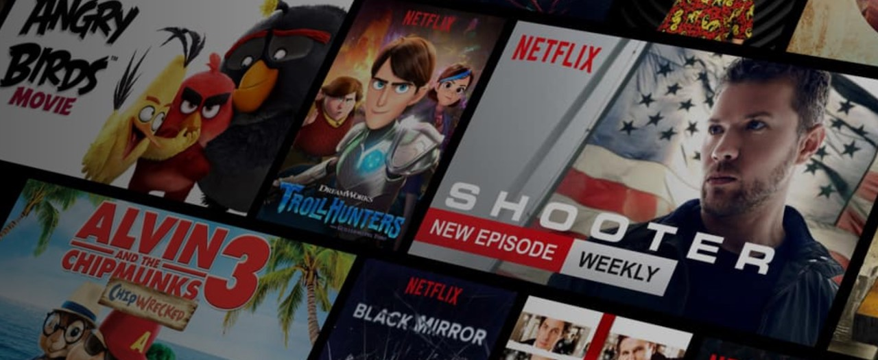 Netflix Library Image