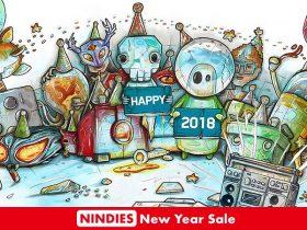 nindies-new-year-sale-logo