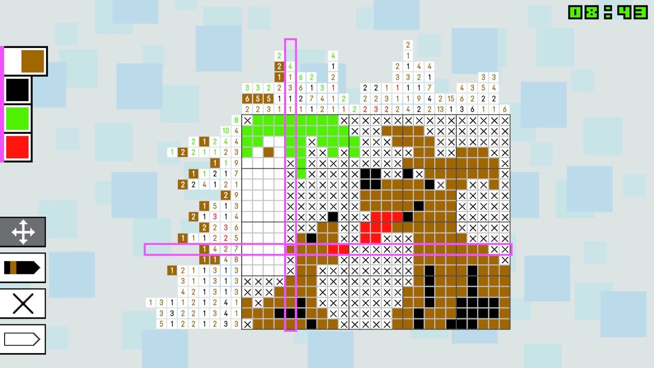 pic-a-pix-deluxe-review-screenshot-1