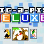 Pic-a-Pix Deluxe Review Header