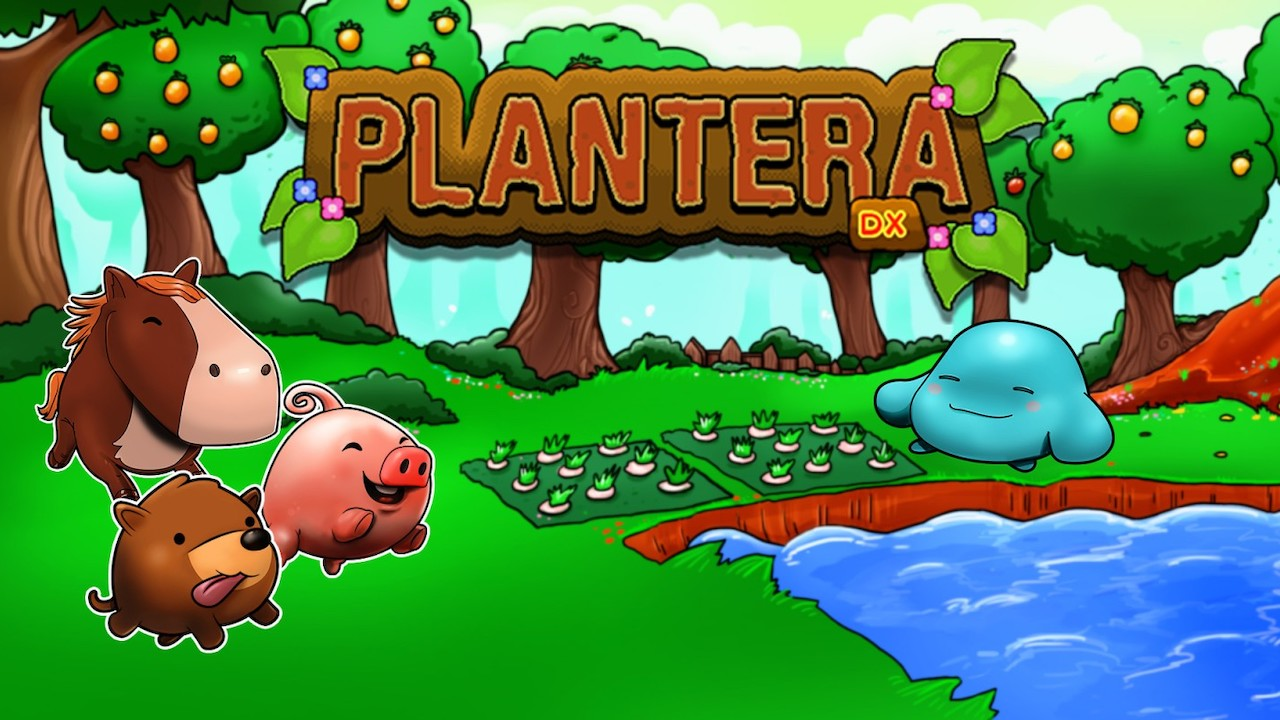 Plantera Deluxe Review Header