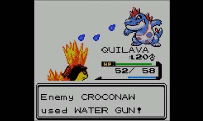 Pokémon Crystal Review Screenshot 2