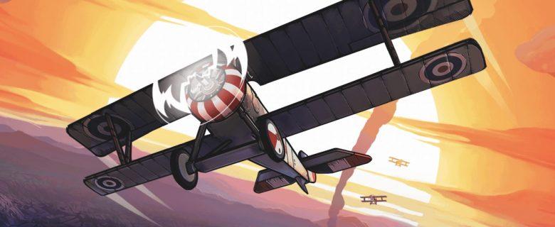 Skies of Fury DX Artwork