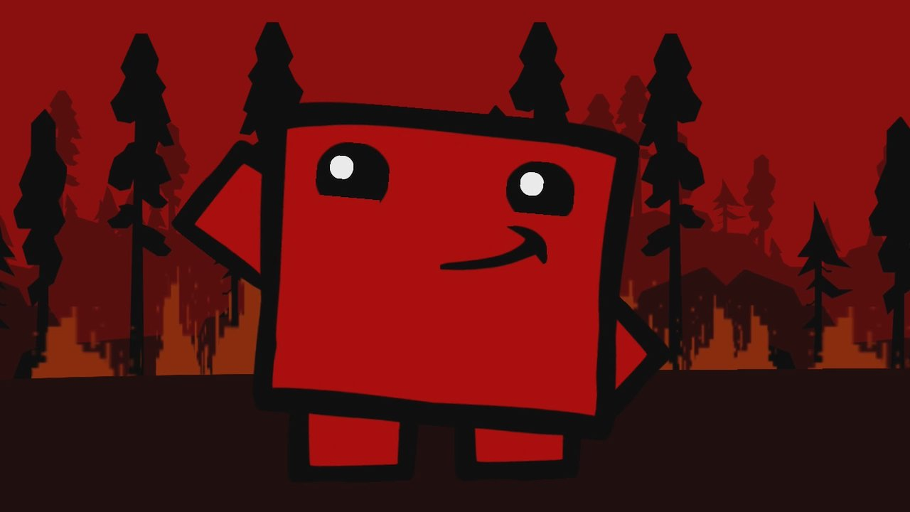 Super Meat Boy Review Header