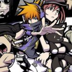 The World Ends With You: Final Remix Artwork