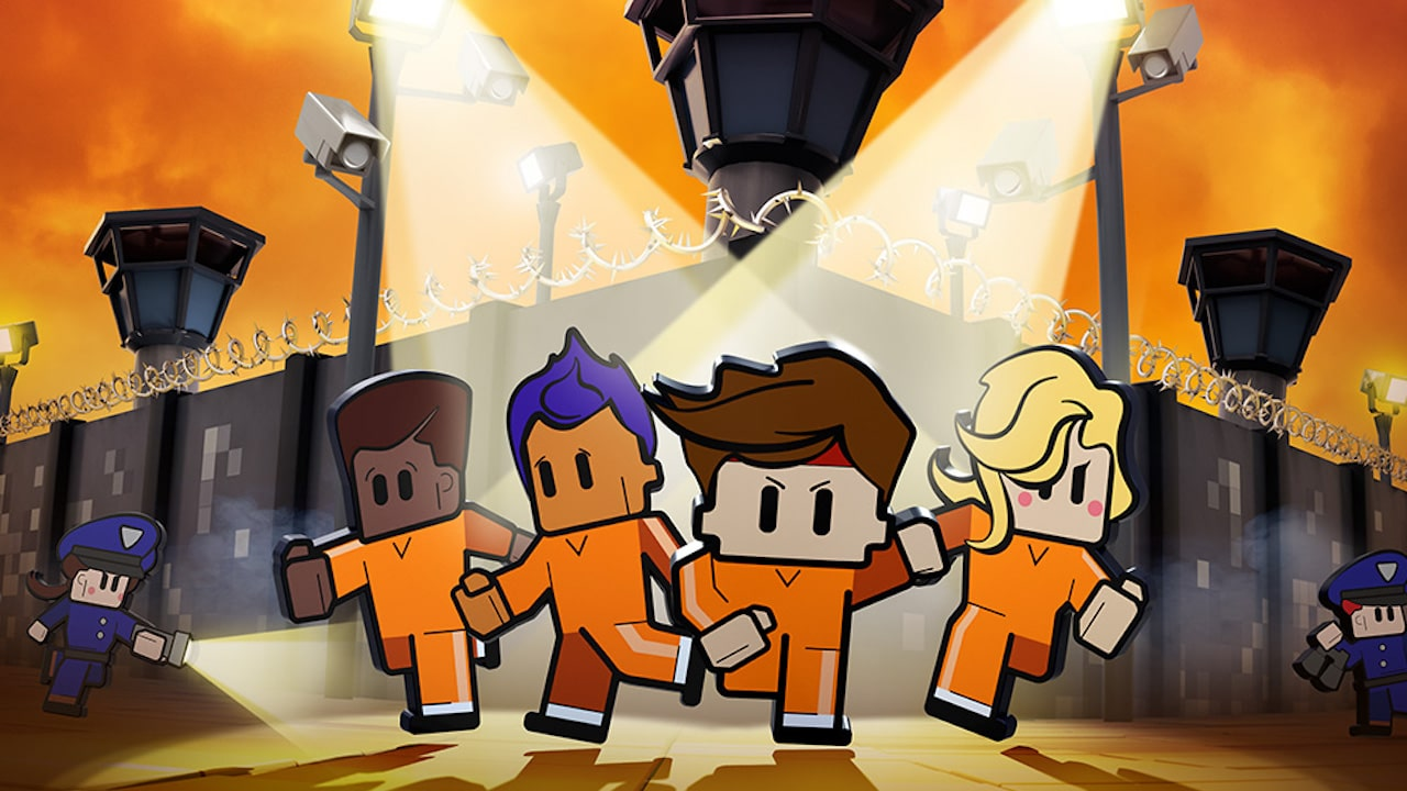 The Escapists 2 Review Header