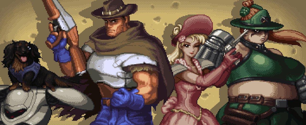 Wild Guns Reloaded Screenshot