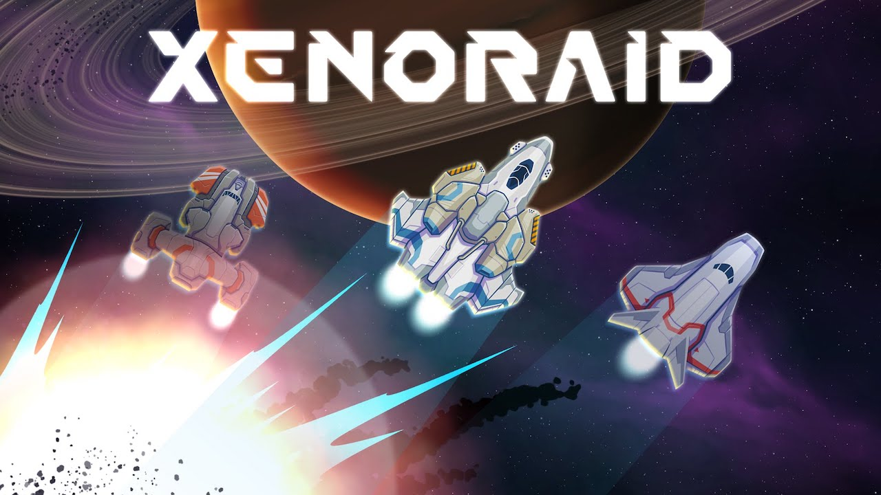 Xenoraid Review Header