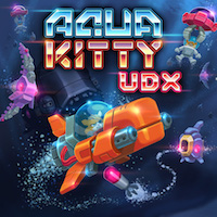 Aqua Kitty UDX Switch Icon