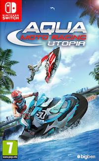 Aqua Moto Racing Utopia Switch Box Art