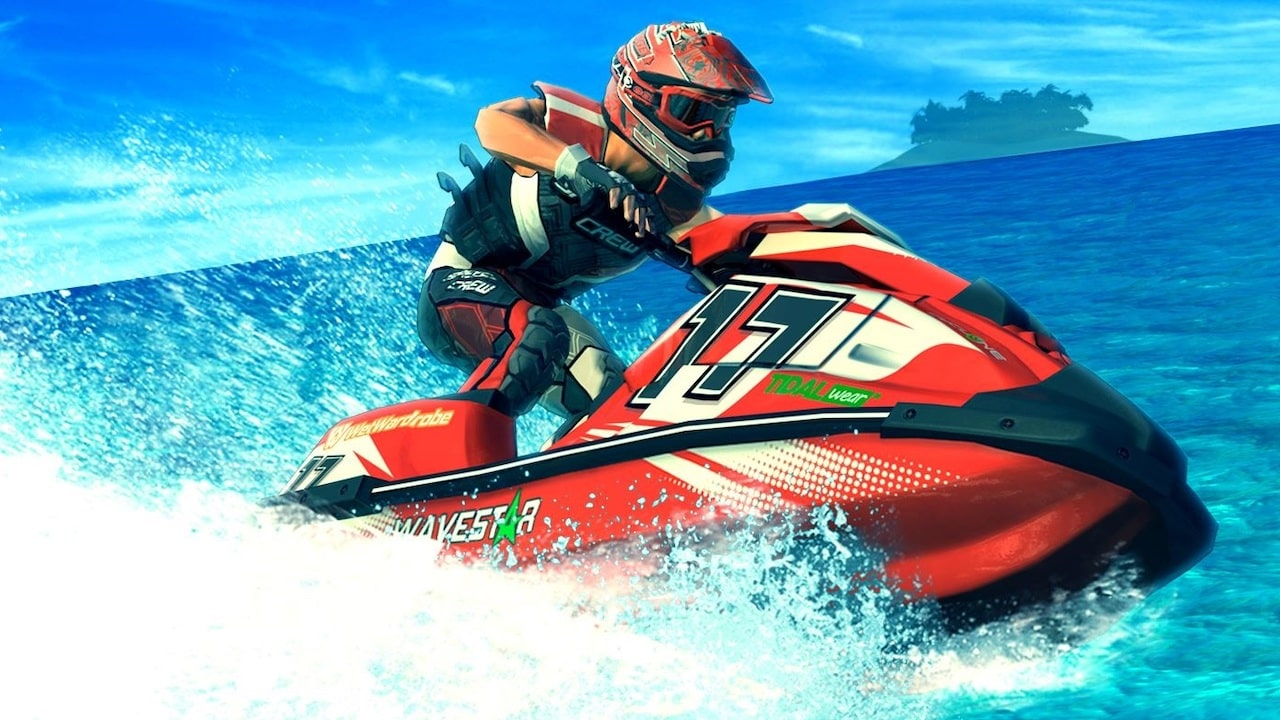 Aqua Moto Racing Utopia Review Header