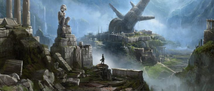Azkend 2: The World Beneath Artwork