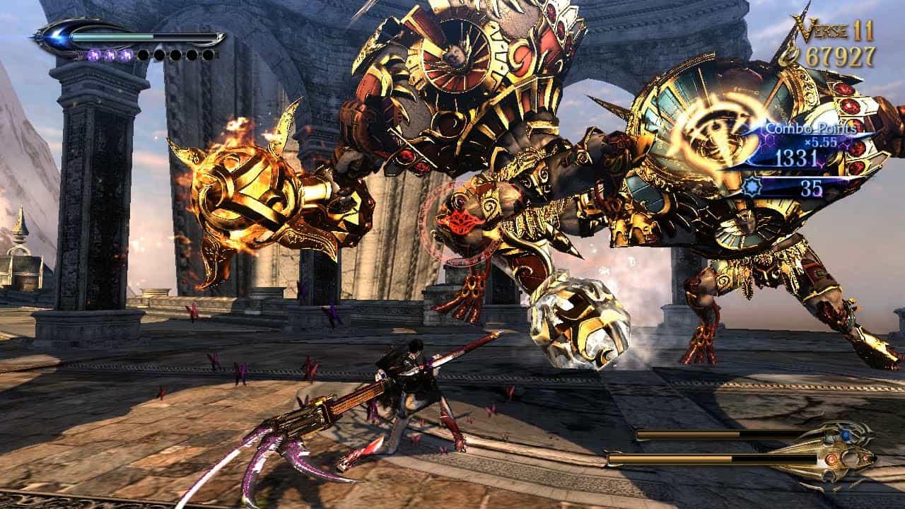 Bayonetta 2 Review Screenshot 3