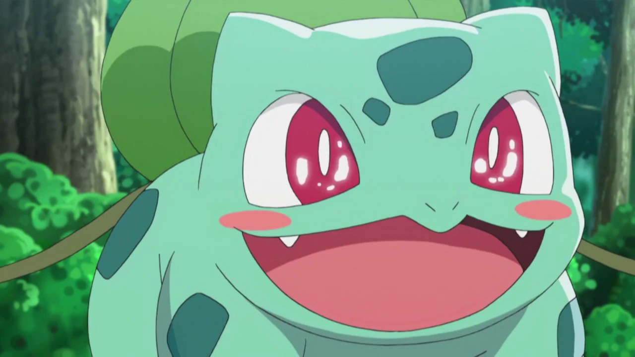 Bulbasaur Anime Screenshot