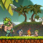 Caveman Warriors Main Header