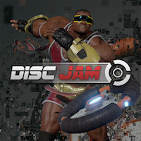 Disc Jam Switch Icon