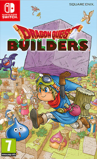 Dragon Quest Builders Switch Box Art