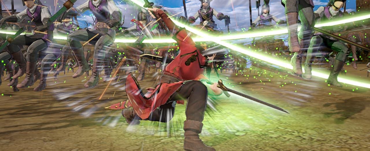 Fire Emblem Warriors Shadow Dragon DLC Pack Screenshot