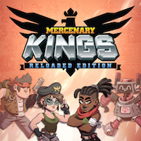 Mercenary Kings: Reloaded Edition Switch Icon