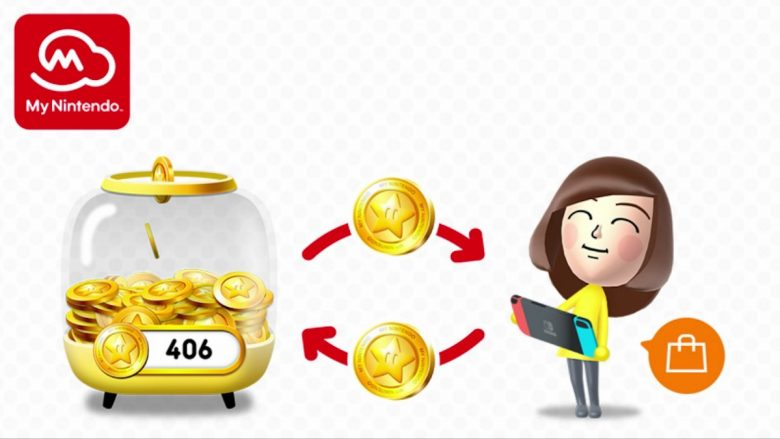 Nintendo will convert Gold Points into Switch game discounts