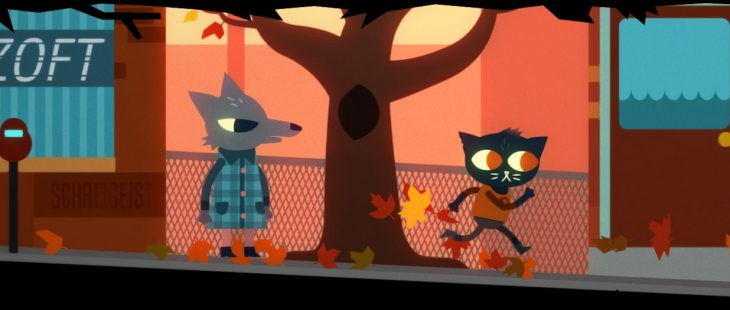 Night in the Woods Main Header