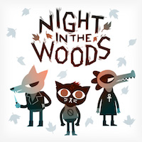 Night in the Woods Switch Icon