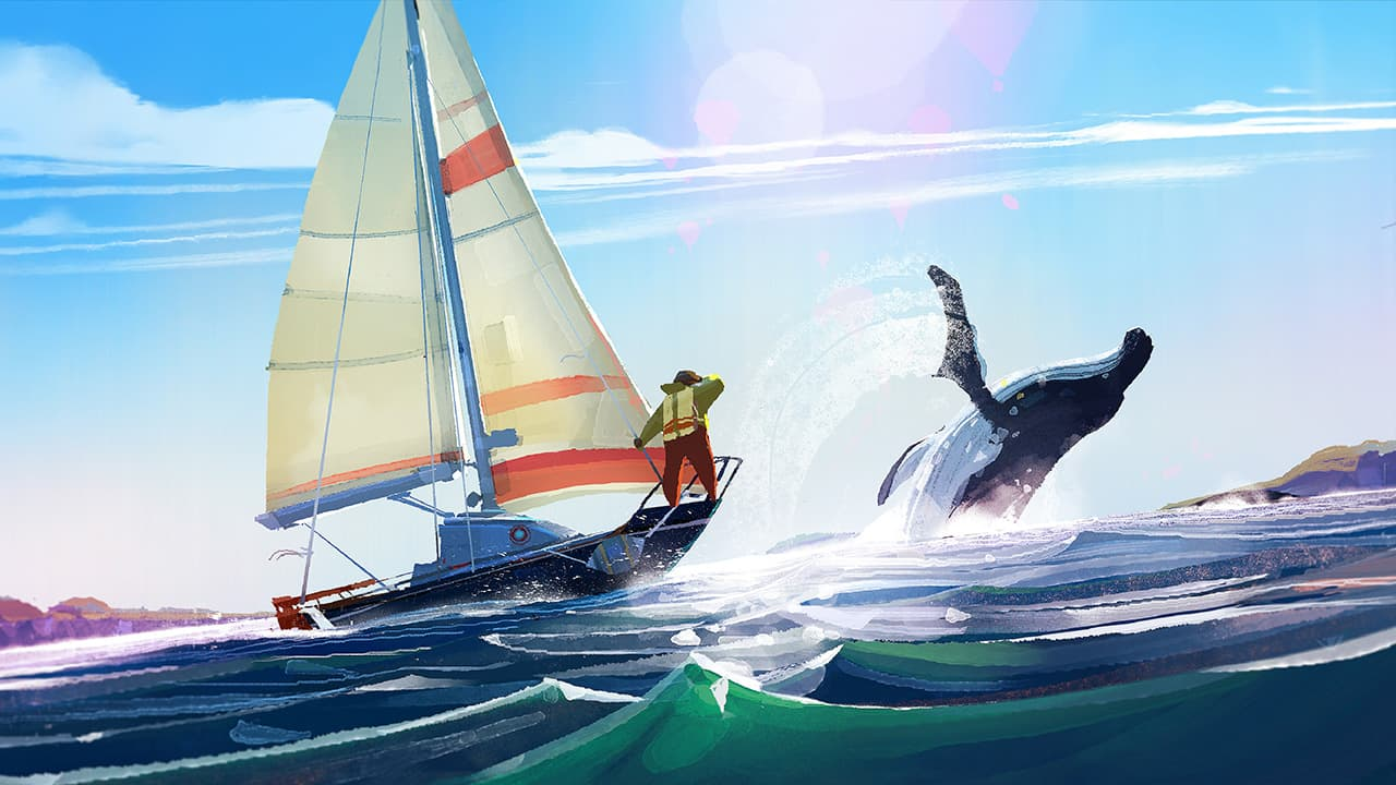 Old Man's Journey Review Screenshot 2
