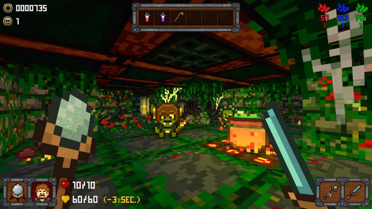 One More Dungeon Review Screenshot 1