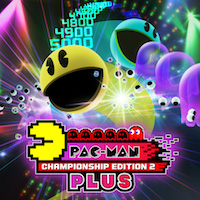 Pac-Man Championship Edition 2 Plus Switch Icon