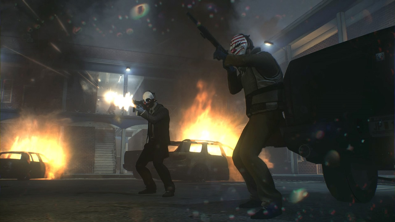 Payday 2 Review Review Screenshot 2