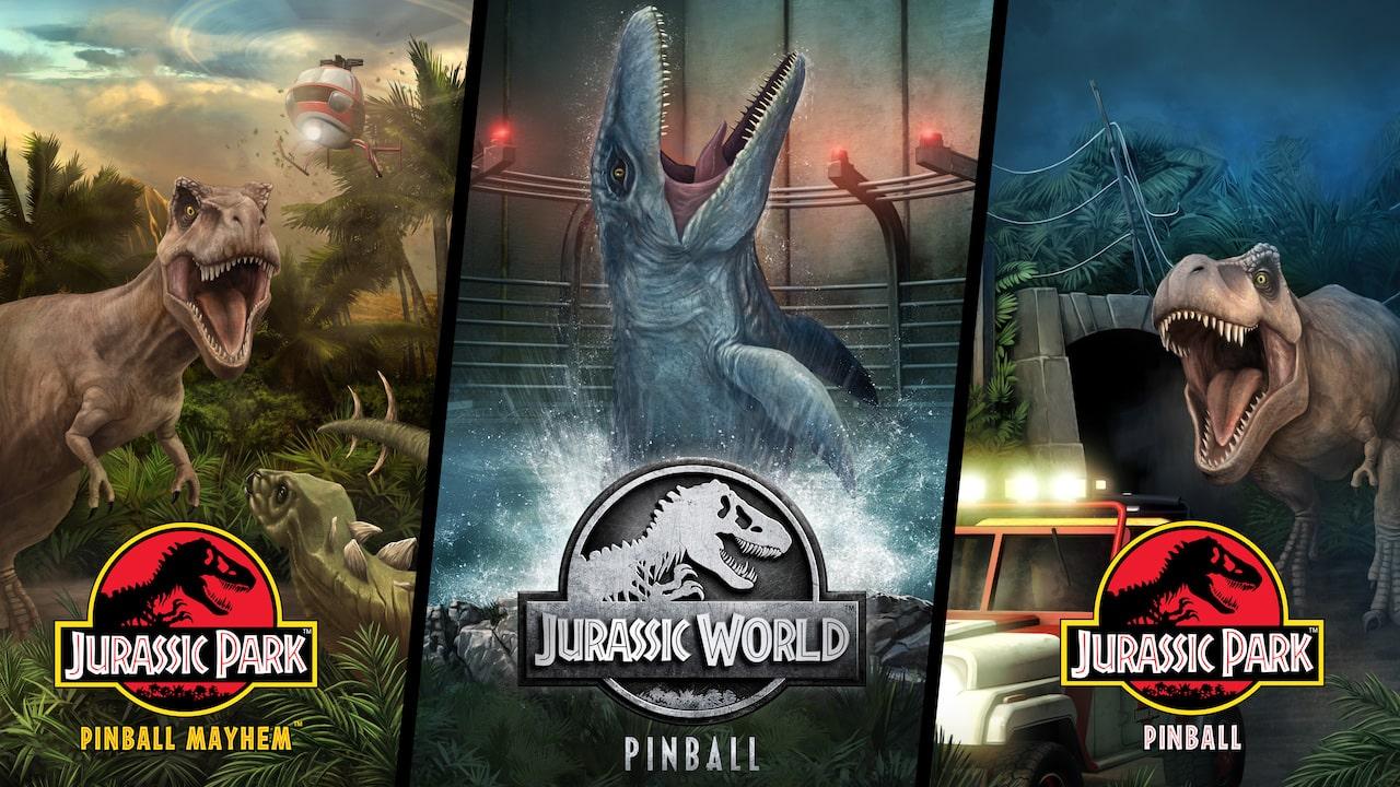 Pinball FX3: Jurassic World Pinball Review Header