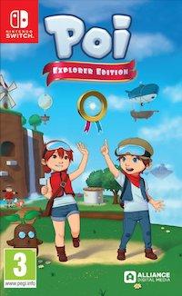 Poi: Explorer Edition Switch Box Art